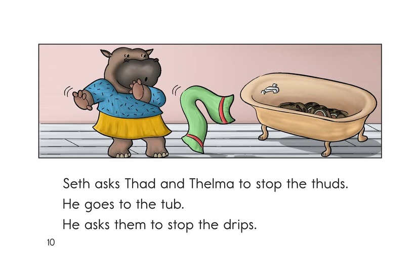 Book Preview For Thad and Thelma Page 10