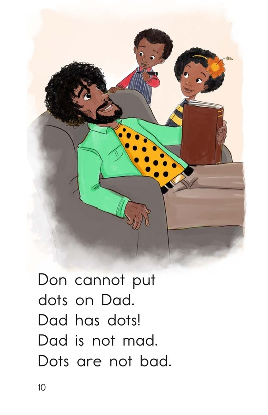 Book Preview For Don and Dots Page 10