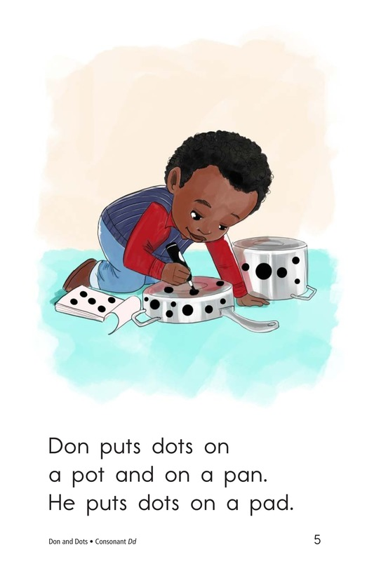 Book Preview For Don and Dots Page 5