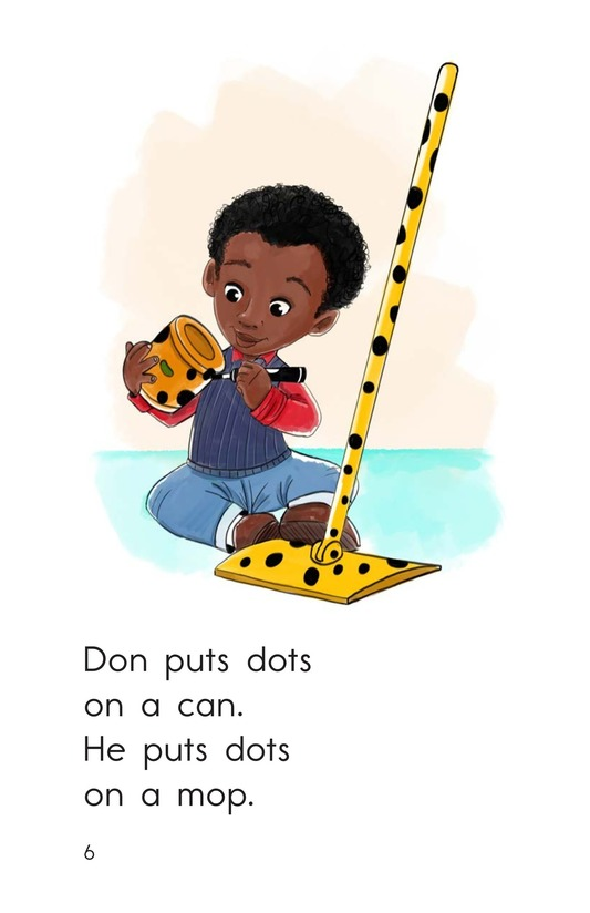 Book Preview For Don and Dots Page 6