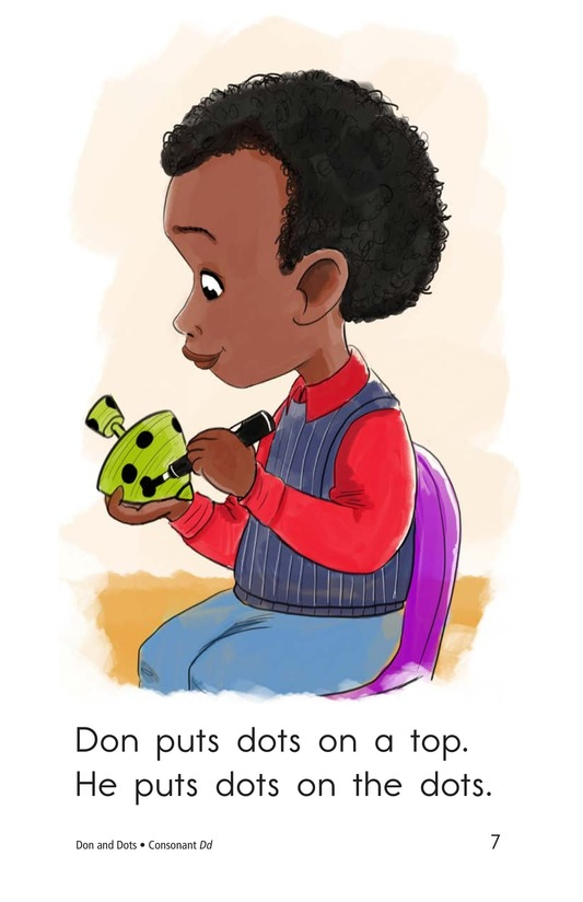 Book Preview For Don and Dots Page 7