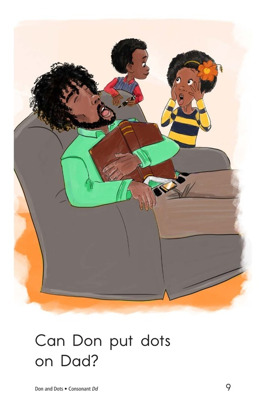 Book Preview For Don and Dots Page 9