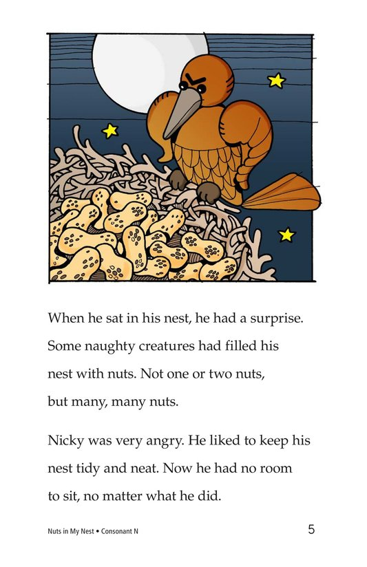 Book Preview For Nuts in My Nest Page 5