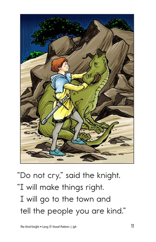 Book Preview For The Kind Knight Page 11