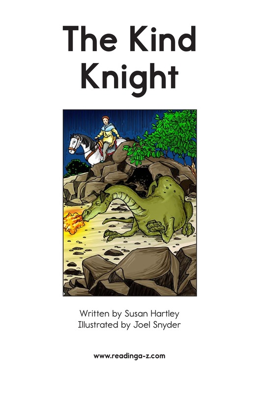 Book Preview For The Kind Knight Page 2
