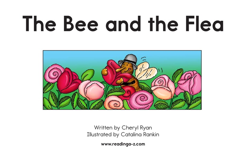 Book Preview For The Bee and the Flea Page 2