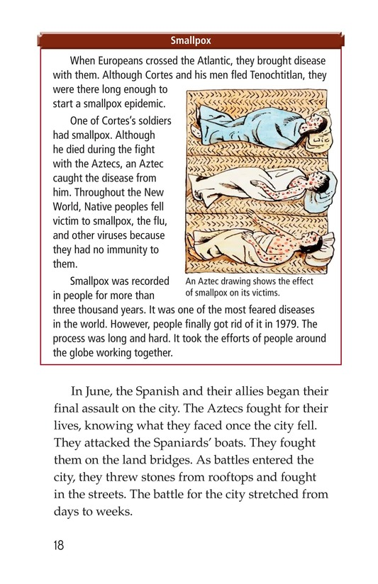 Book Preview For The End of the Aztec Empire Page 18