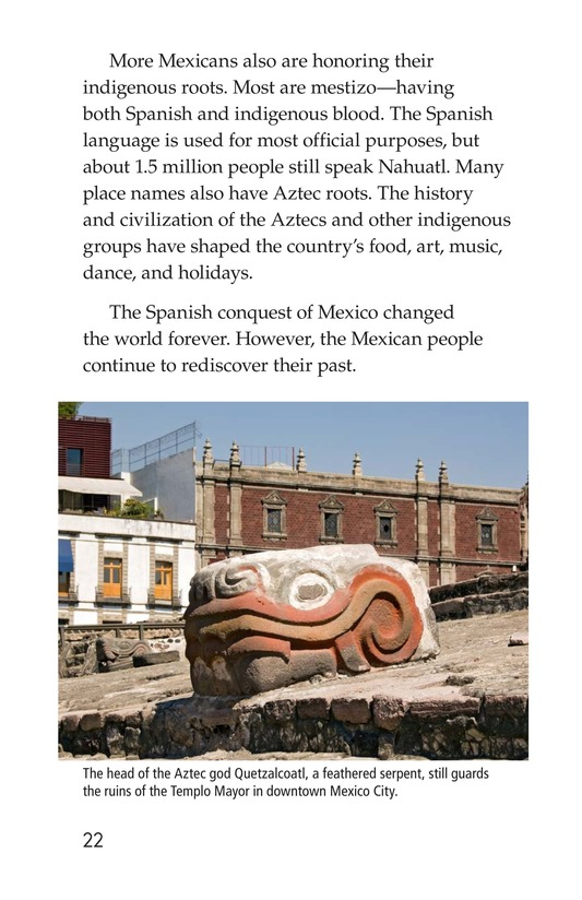 Book Preview For The End of the Aztec Empire Page 22