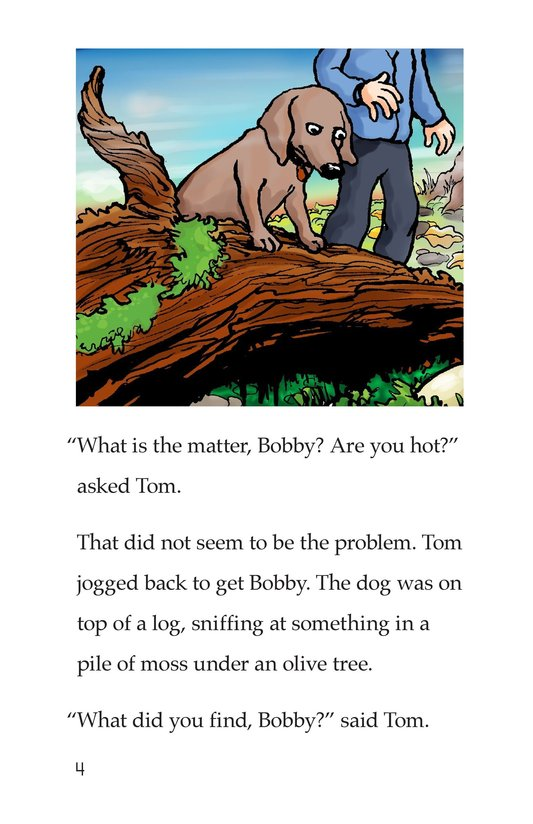 Book Preview For Tom and the Egg Page 4
