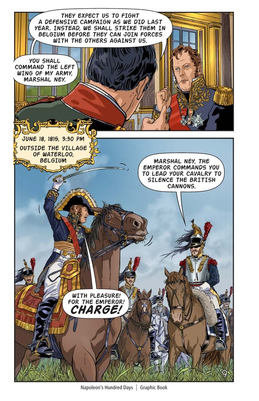 Book Preview For Napoleon's Hundred Days Page 10