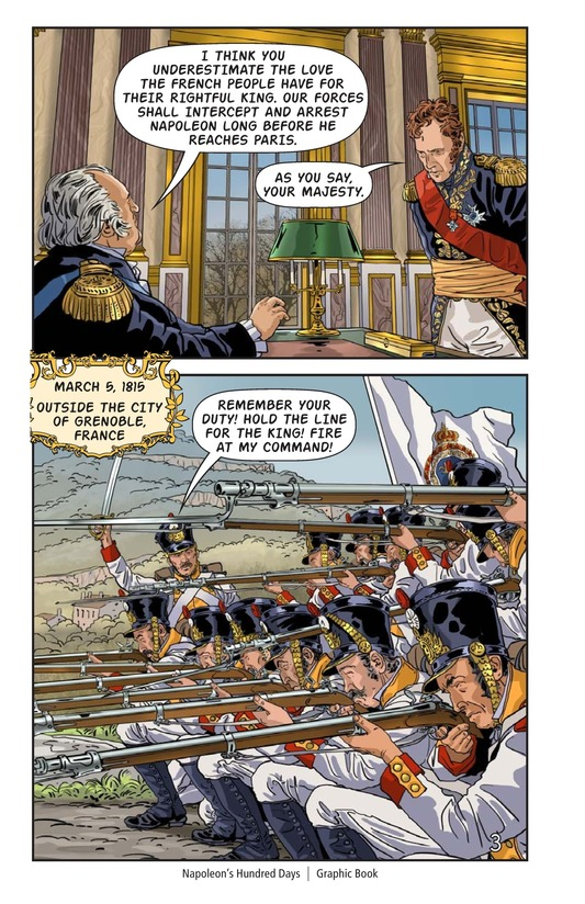 Book Preview For Napoleon's Hundred Days Page 4