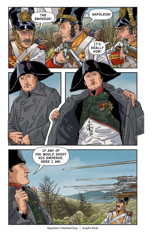 Book Preview For Napoleon's Hundred Days Page 6