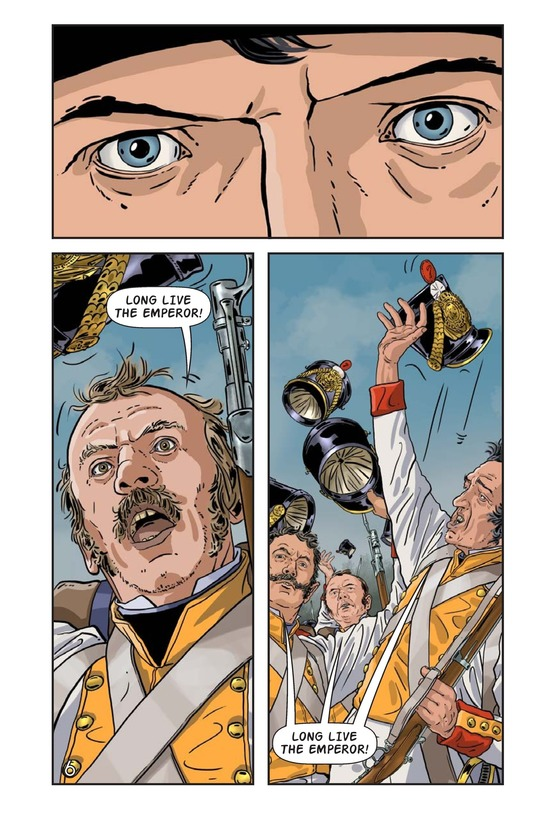 Book Preview For Napoleon's Hundred Days Page 7