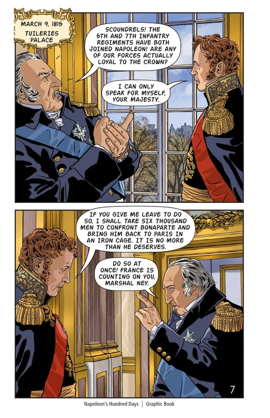 Book Preview For Napoleon's Hundred Days Page 8