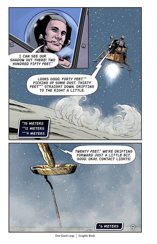 Book Preview For One Giant Leap Page 10