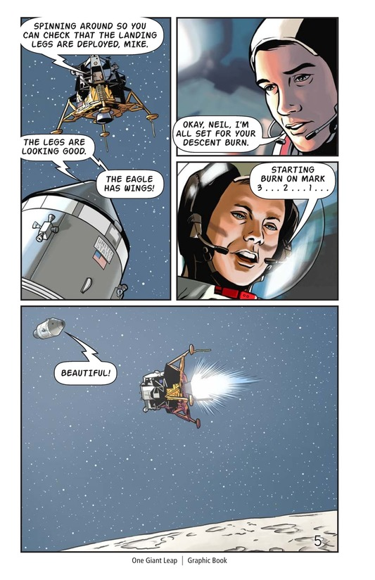 Book Preview For One Giant Leap Page 6