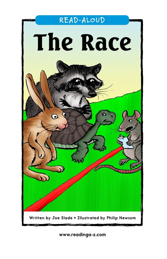 Book Preview For The Race Page 1