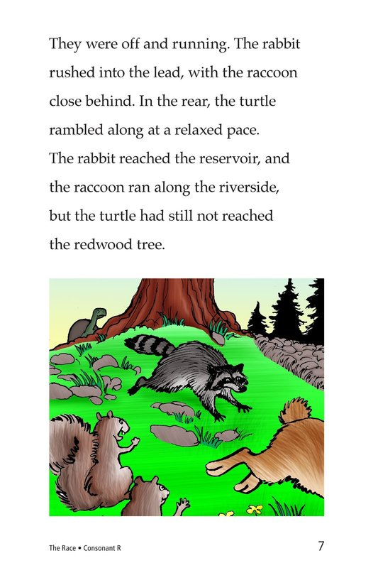 Book Preview For The Race Page 7