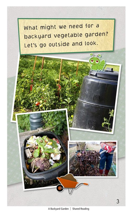 Book Preview For A Backyard Garden - Read 2 Page 3