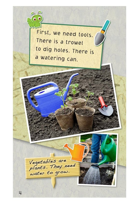 Book Preview For A Backyard Garden - Read 2 Page 4