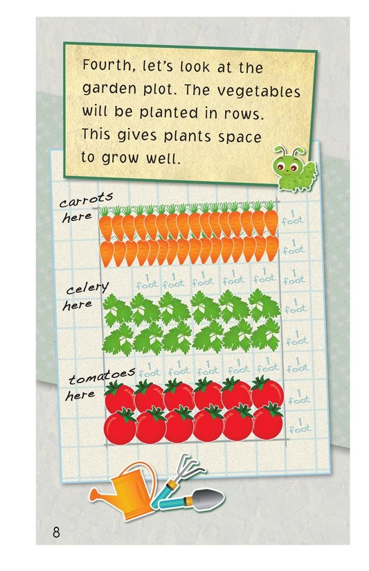 Book Preview For A Backyard Garden - Read 2 Page 8