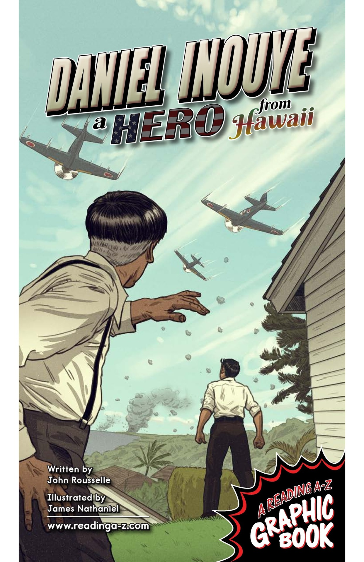 Book Preview For Daniel Inouye: A Hero from Hawaii Page 1