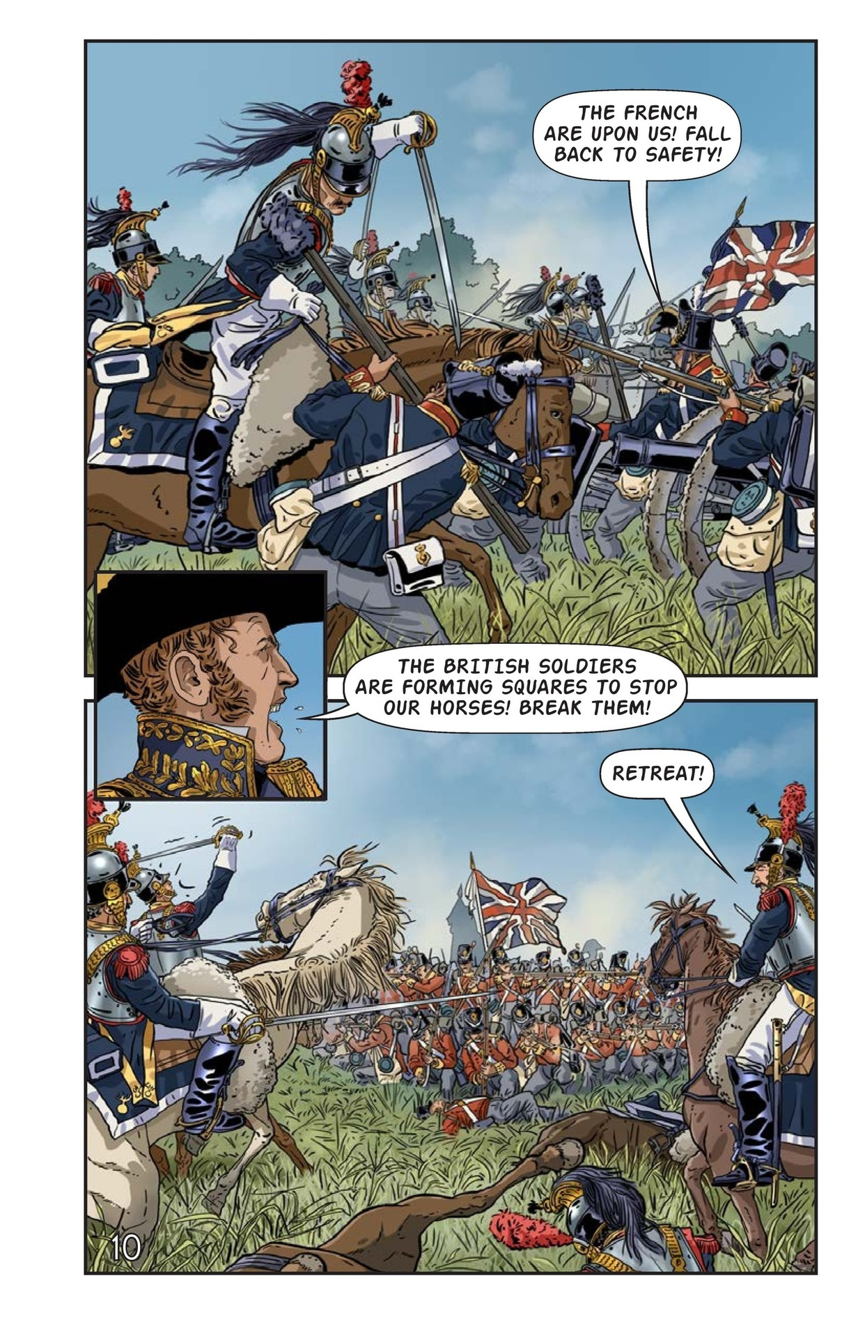 Book Preview For Napoleon's Hundred Days Page 11