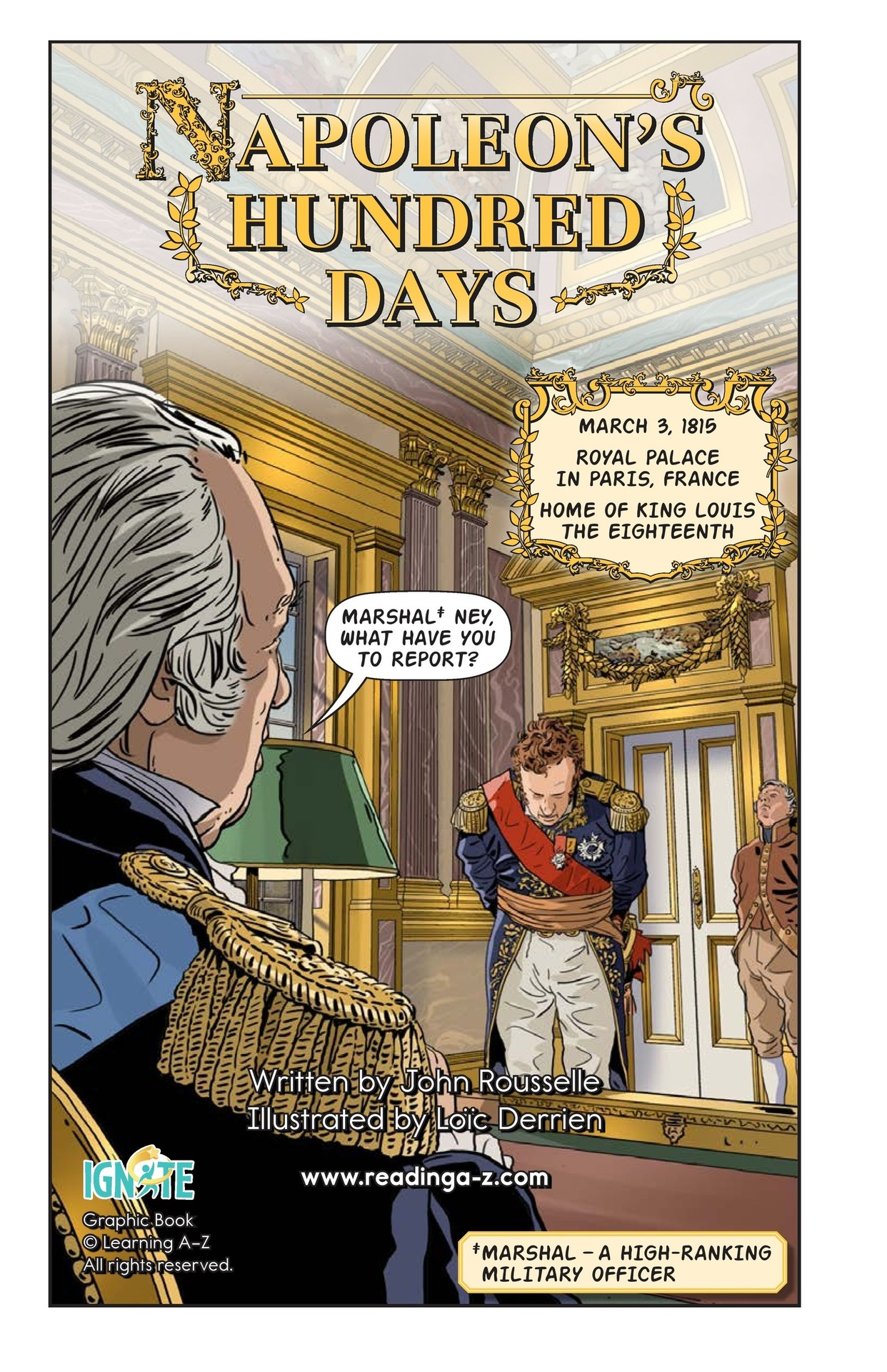 Book Preview For Napoleon's Hundred Days Page 2