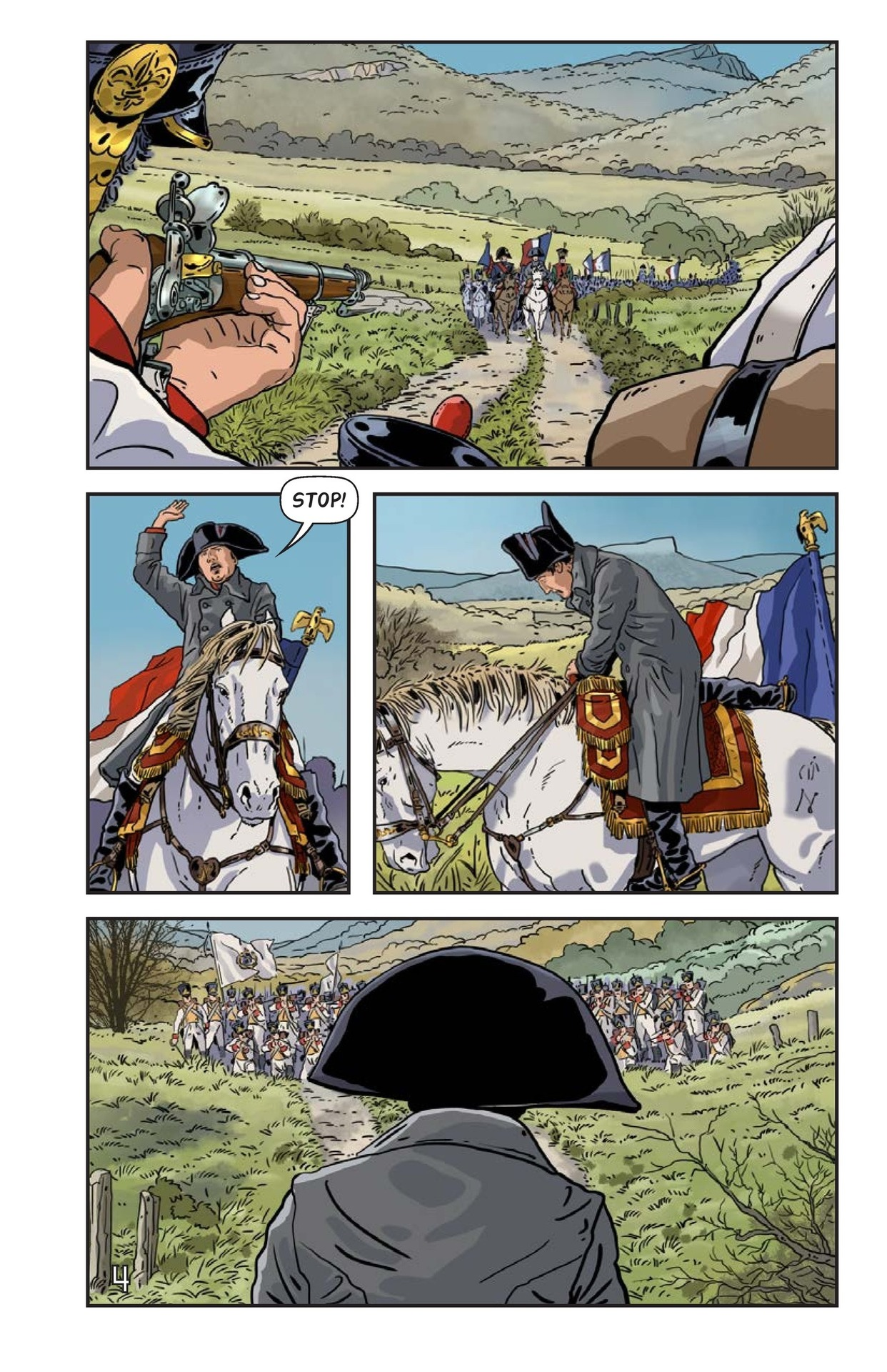 Book Preview For Napoleon's Hundred Days Page 5