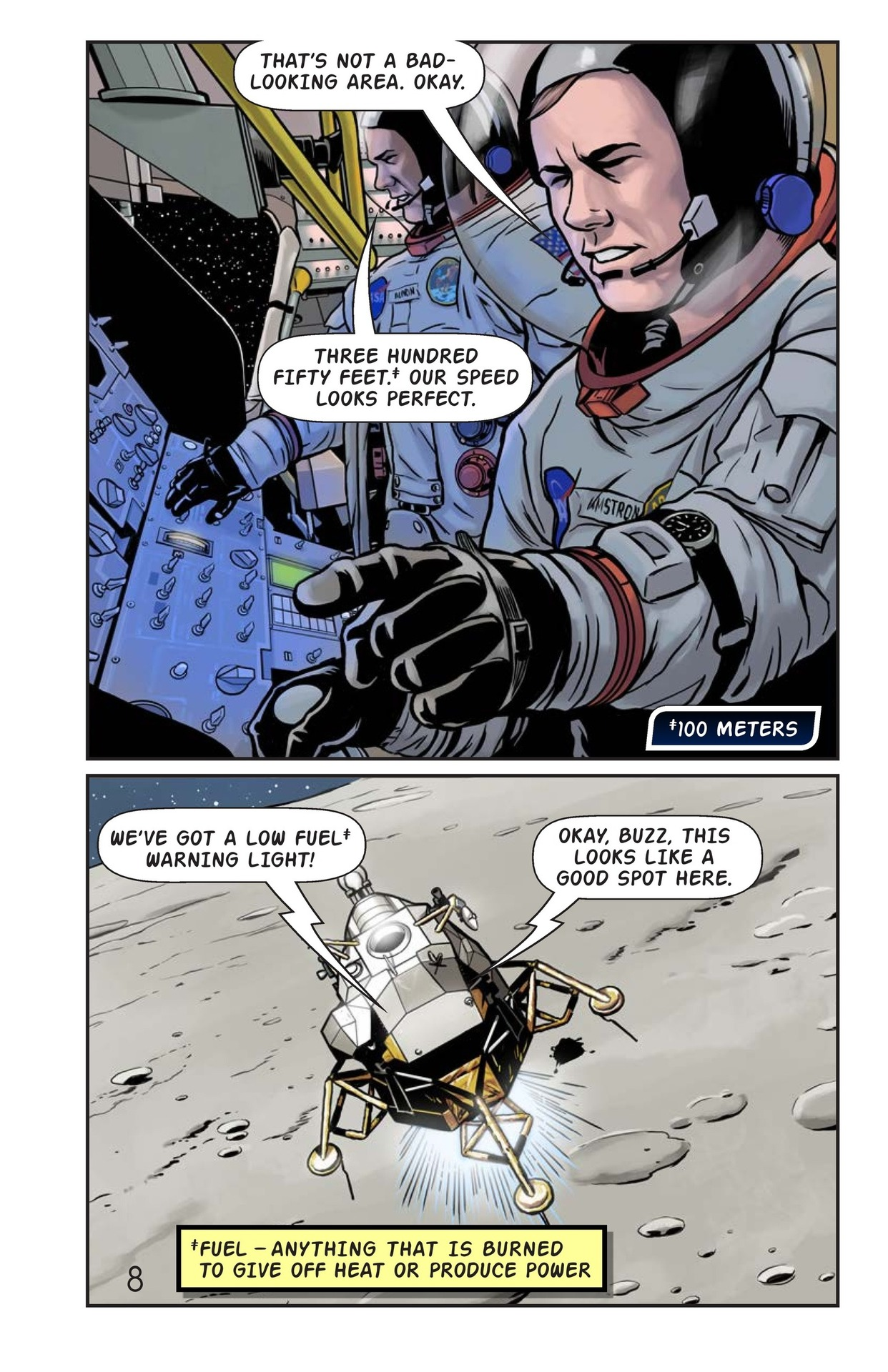 Book Preview For One Giant Leap Page 9