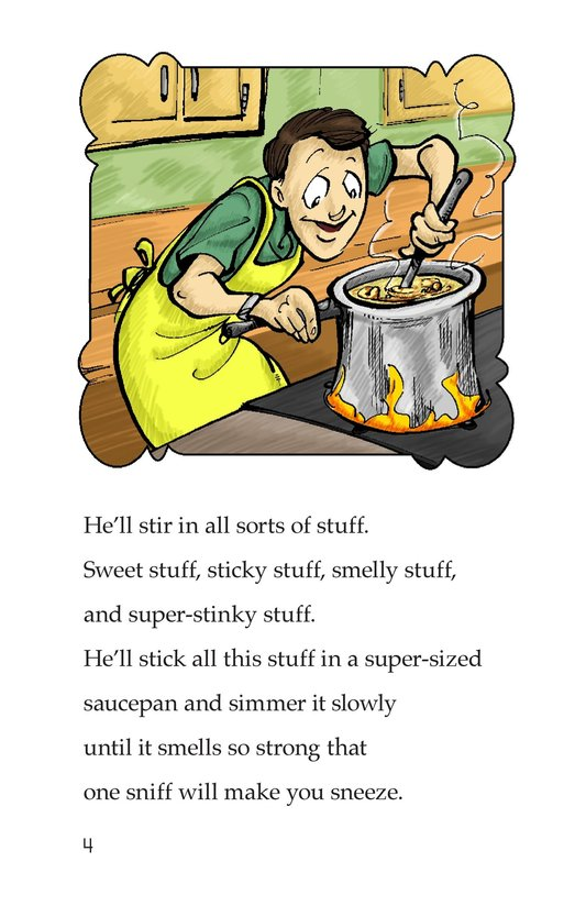 Book Preview For A Super Special Soup Page 4