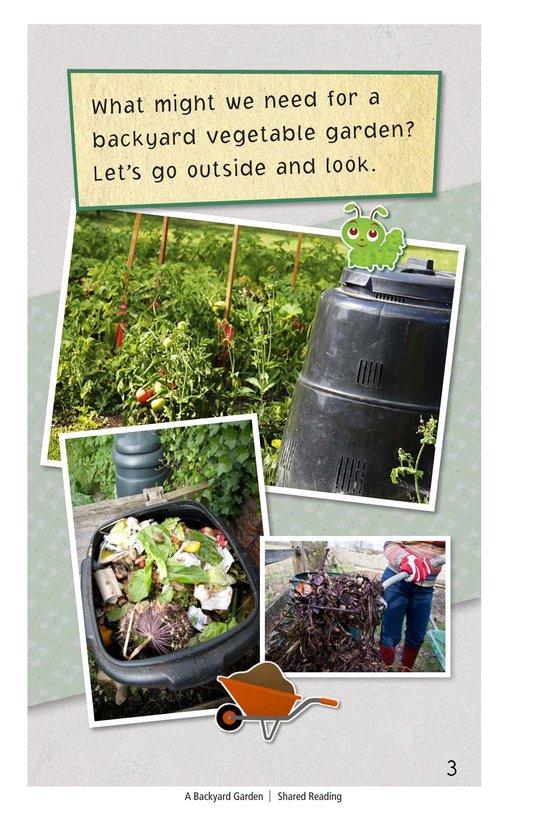 Book Preview For A Backyard Garden - Read 3 Page 3