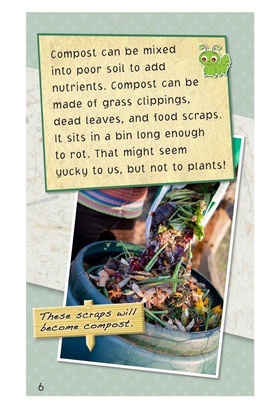 Book Preview For A Backyard Garden - Read 3 Page 6