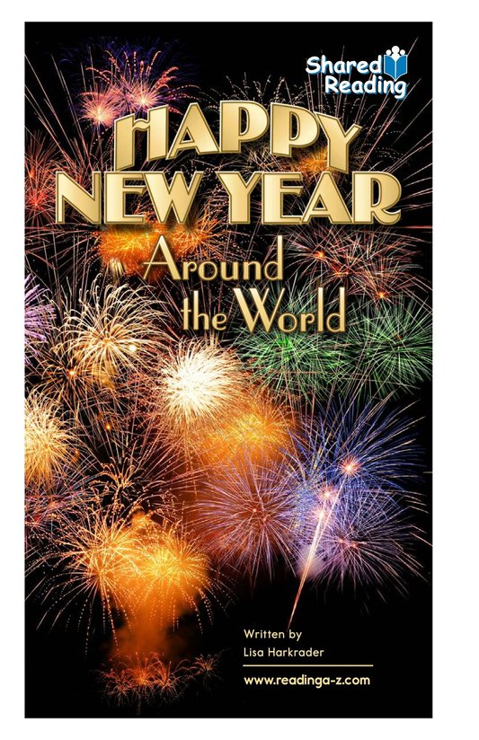 Book Preview For Happy New Year Around the World - Read 3 Page 1