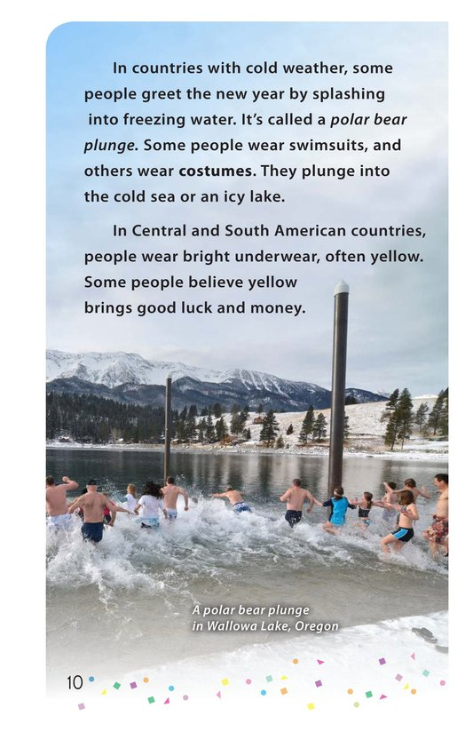 Book Preview For Happy New Year Around the World - Read 3 Page 10