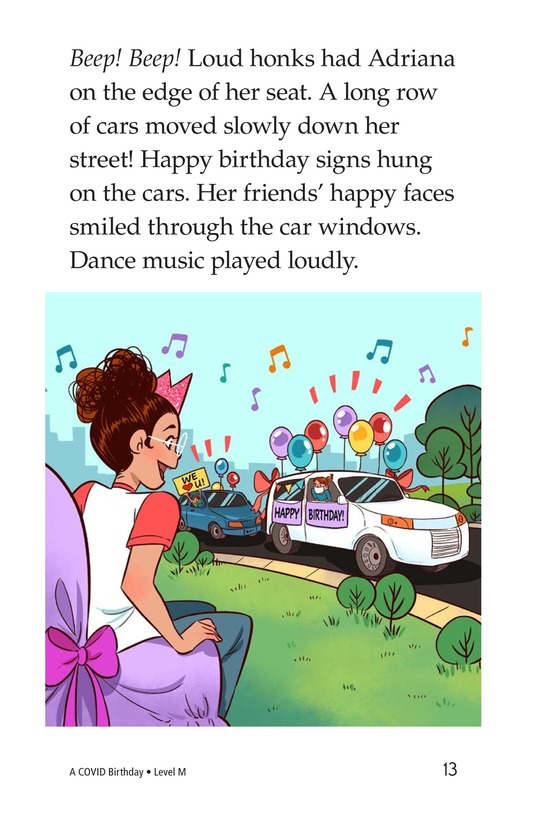 Book Preview For A COVID Birthday Page 13