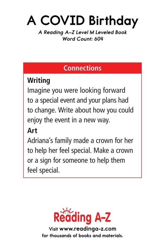 Book Preview For A COVID Birthday Page 17