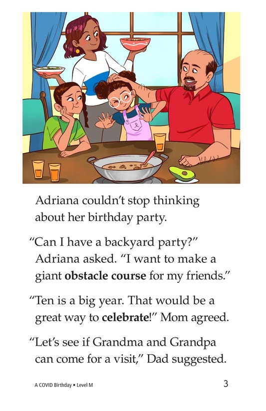 Book Preview For A COVID Birthday Page 3
