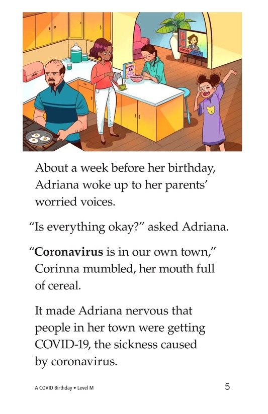 Book Preview For A COVID Birthday Page 5