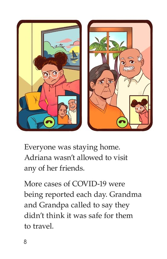 Book Preview For A COVID Birthday Page 8