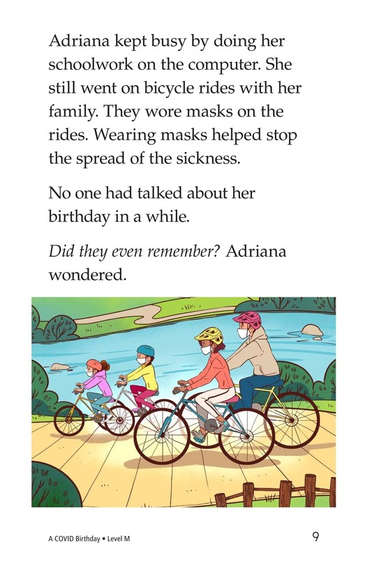 Book Preview For A COVID Birthday Page 9