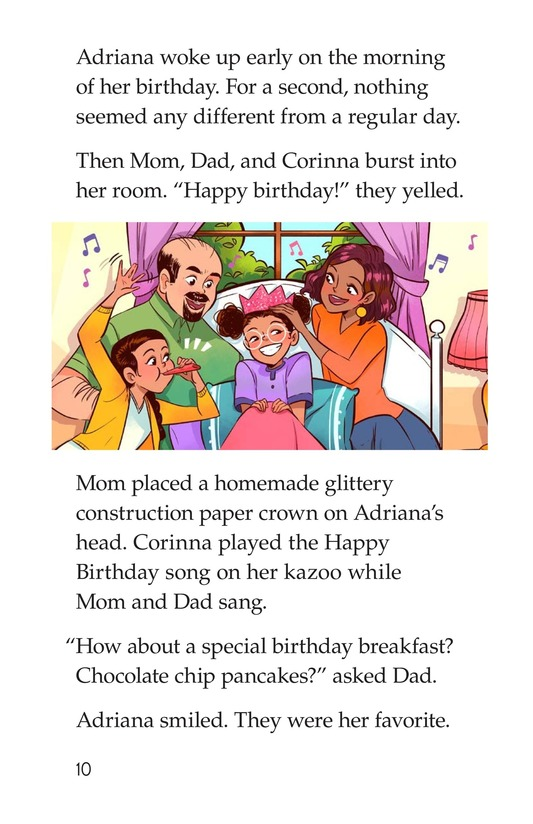 Book Preview For A COVID Birthday Page 10