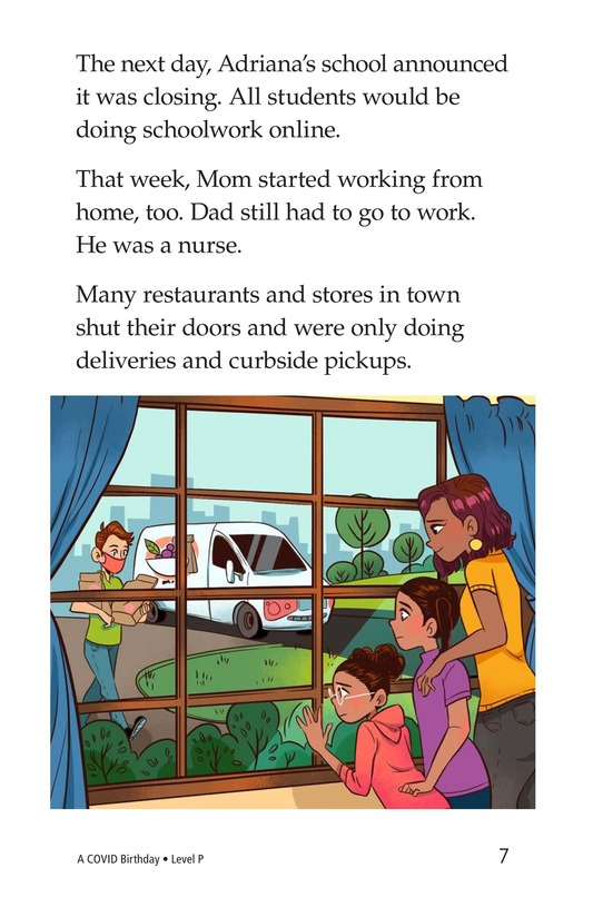 Book Preview For A COVID Birthday Page 7