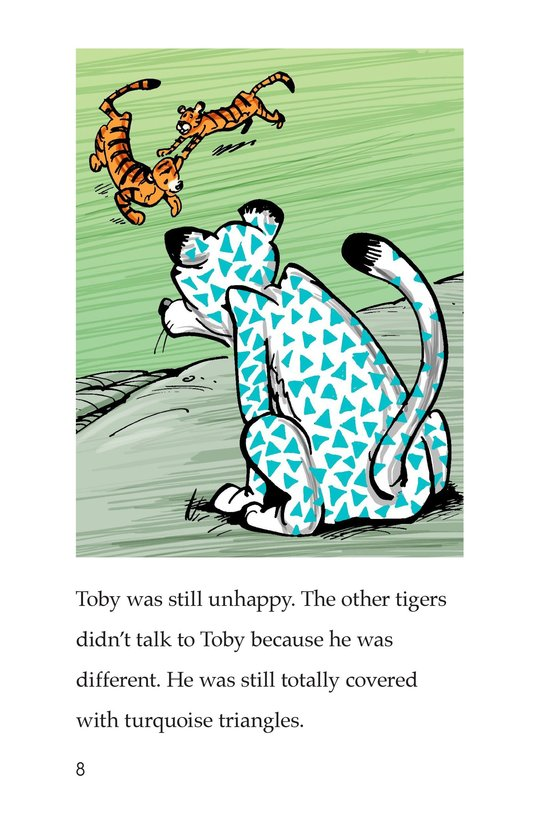 Book Preview For Toby the Tiger Page 8