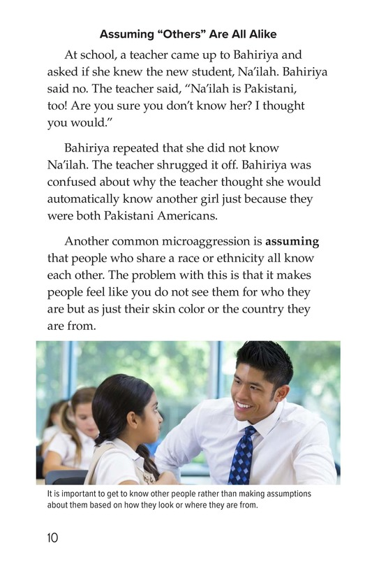 Book Preview For Understanding Microaggressions Page 10