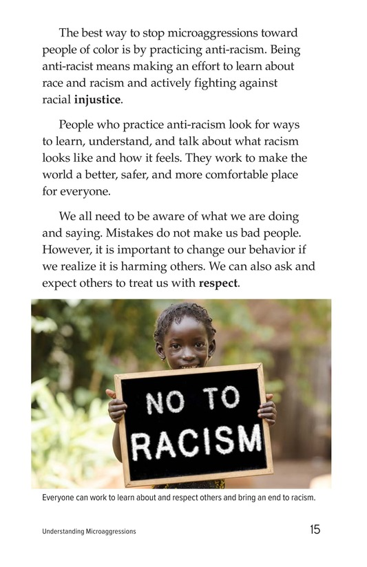 Book Preview For Understanding Microaggressions Page 15