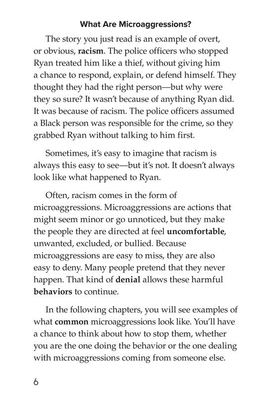 Book Preview For Understanding Microaggressions Page 6