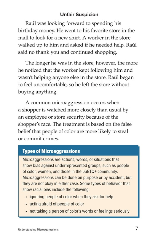Book Preview For Understanding Microaggressions Page 7