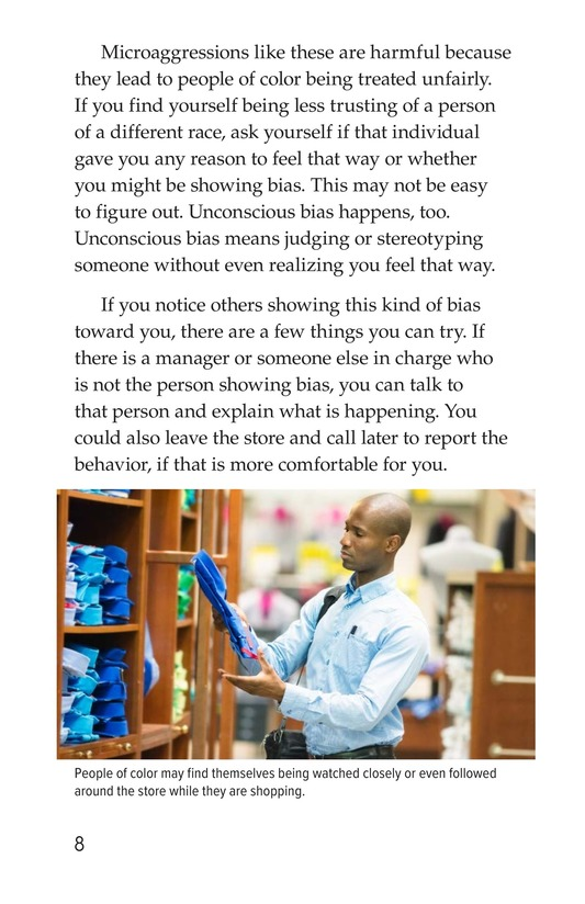 Book Preview For Understanding Microaggressions Page 8