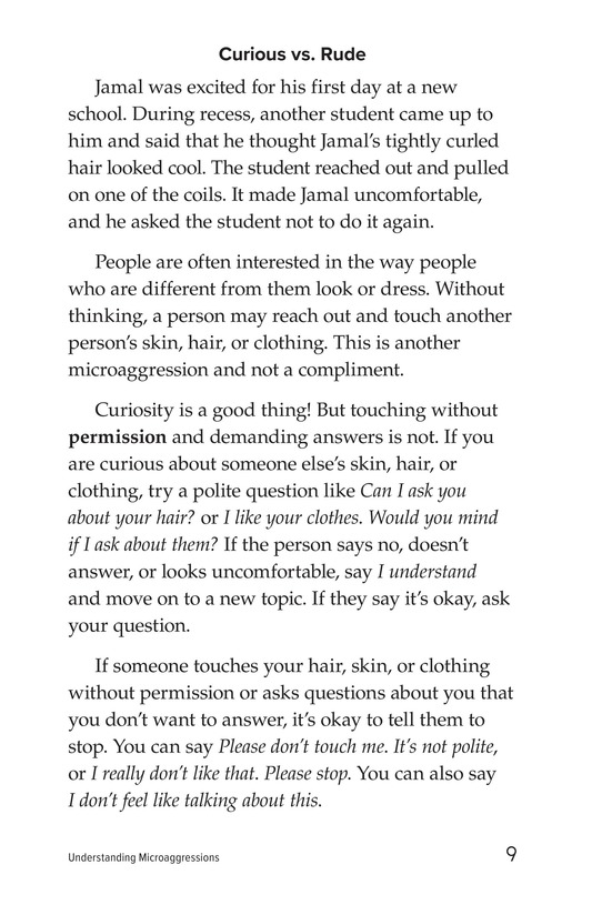 Book Preview For Understanding Microaggressions Page 9